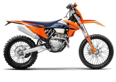 KTM EXC 350 F (2022) - Annuncio 8161076