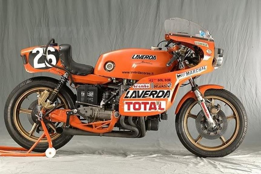 Honda Val D Or >> Massimo Clarke: Laverda Story, le moto di un grande marchio - News - Moto.it