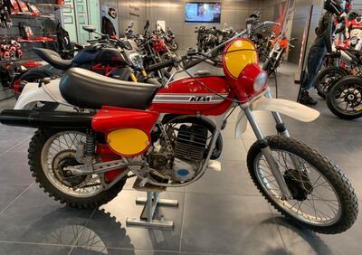 KTM 125 GS  - Annuncio 8414077