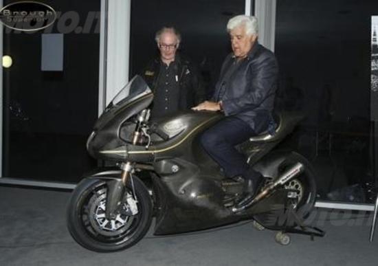 Brough Superior, in arrivo una bicilindrica e una Moto2
