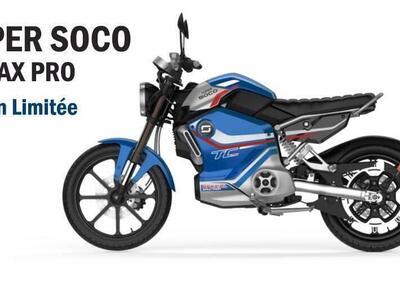 Super Soco TC-Max (2020) - Annuncio 8415248