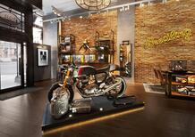 Breitling e Triumph annunciano una partnership a lungo termine