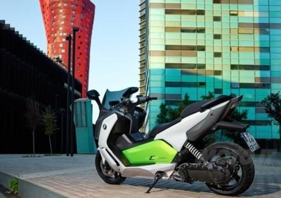 BMW C evolution: pronto il primo scooter elettrico della Casa tedesca
