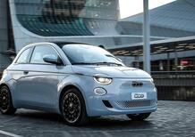 Fiat 500 Elettrica, 5 stelle nei nuovi test di valutazione Green NCAP