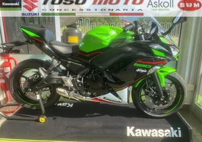 Kawasaki Ninja 650 (2021 - 22) - Annuncio 8419643