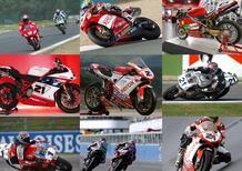 Tutte le Ducati di Troy Bayliss, da corsa e stradali. E un nostro video