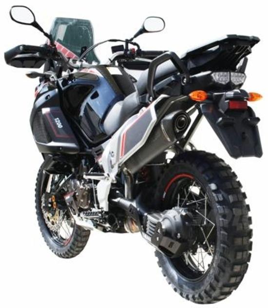 Exan Yamaha XT 1200Z Super Teneré - ReportMotori.it