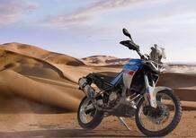 Aprilia Tuareg 660: eccola! Caratteristiche, peso e potenza della nuova moto italiana [VIDEO e GALLERY]