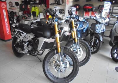 Fantic Motor Caballero 125 Flat Track 4t (2021) - Annuncio 8426177