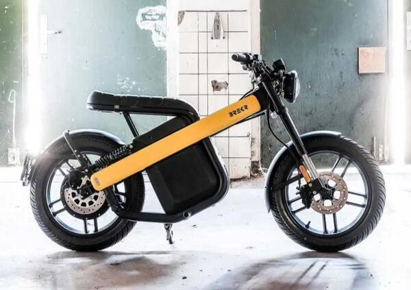 BREKR Model B. Lo scooter elettrico che rompe gli schemi