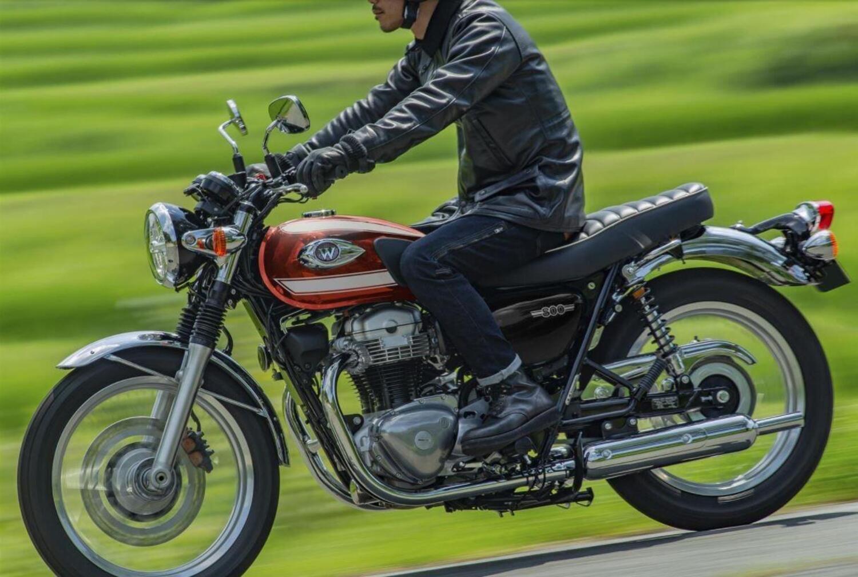 Kawasaki W800, ecco la versione 2022