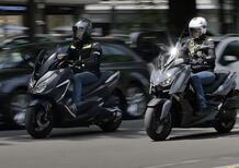 Honda Forza 350 VS Yamaha XMAX 300: la sfida infinita