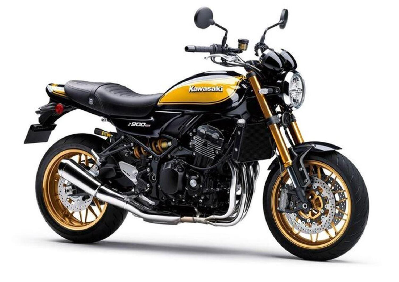 Nuova Kawasaki Z900RS SE 2022. Con Brembo e Ohlins