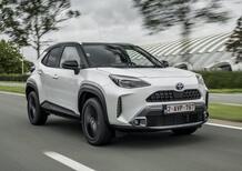 Toyota Yaris Cross, La prova del Game Changer [Hybrid e 4x4 AWD-i]