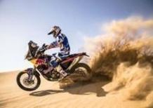 Dakar 2014. La nuova KTM 450 Factory Rally. Dopo Honda, botta & risposta