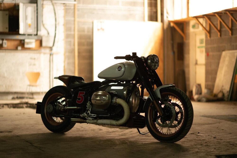 BMW R18 Il Leone. Una special tributo a Nigel Mansell [GALLERY]