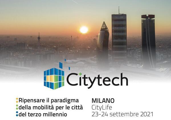 Citytech, lappuntamento con la mobilità del futuro è il 23 e 24 settembre