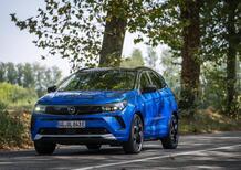 Prova Nuovo Opel Grandland 2021, Il maquillage che ci voleva