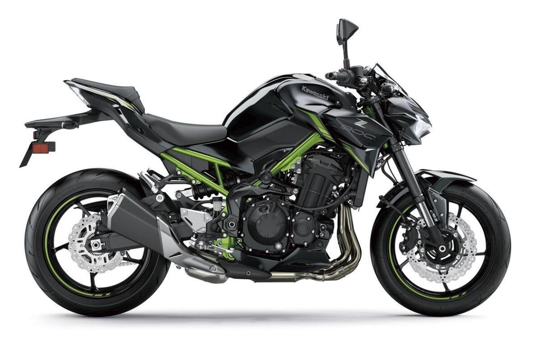 Kawasaki Z900 e Z900 Performance 2022. Nuove colorazioni