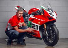 Ducati Panigale V2 Bayliss 1st Championship 20th Anniversary, al via la produzione