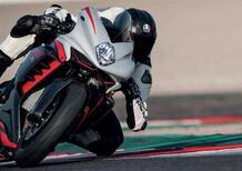 MV Agusta F3 800 RR 2022. Nuova aerodinamica e kit racing