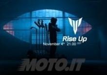 Yamaha Rise Up a Eicma 2013