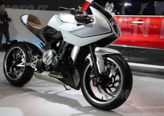 Suzuki: al Tokyo Motor show il ritorno del turbo e una fun-bike elettrica