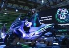 EICMA 2013: Kawasaki J300