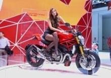 EICMA 2013: Ducati Monster 1200 e 1200S