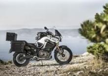 EICMA 2013: Yamaha XT1200ZE Super Ténéré, con sospensioni elettroniche