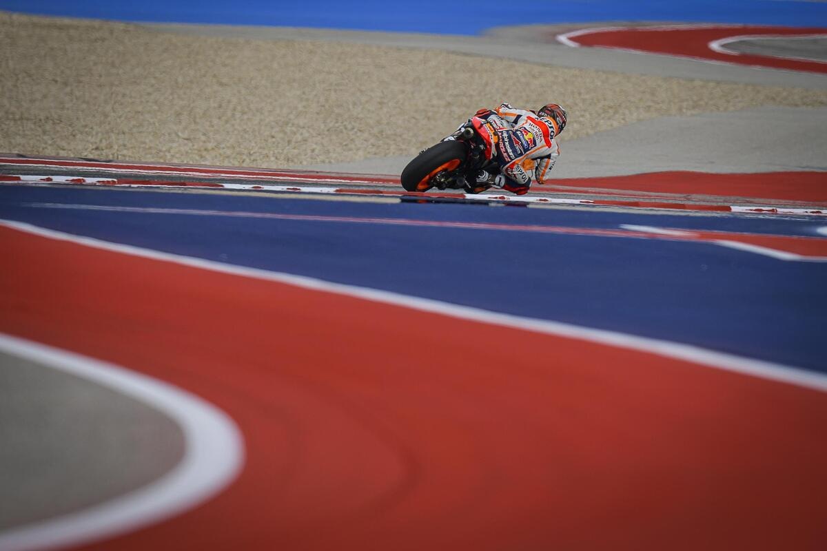 MotoGP 2021. GP of the Americas in Austin. Marc Marquez: We are at the  limit for the holes - MotoGP - Archytele