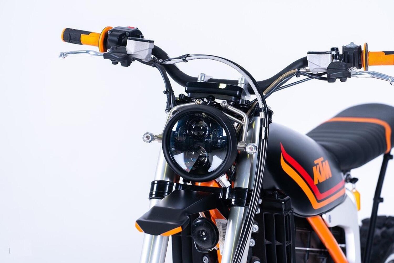 KTM Freeride EXC special Purpose Built Moto