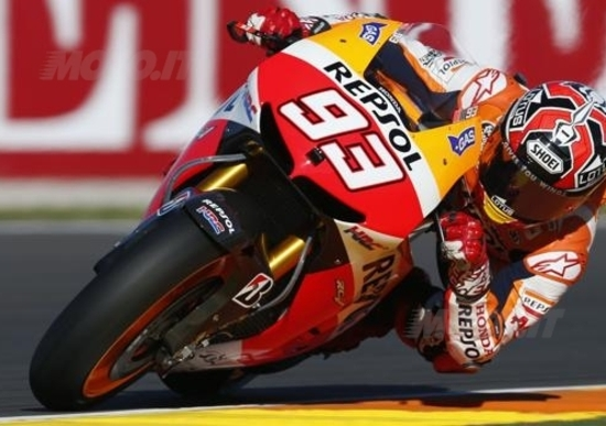 MotoGP. Marquez è campione del mondo