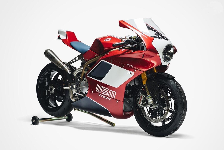 Ducati WSM SBK. La superbike di Walt Siegl