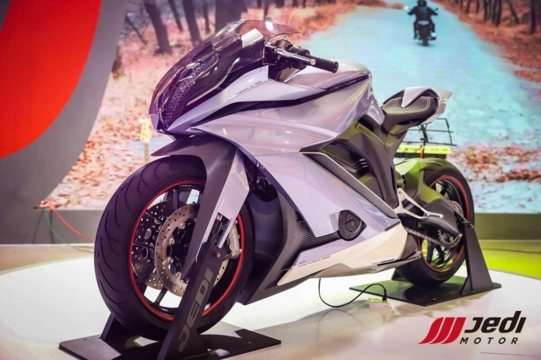 Jedi Vision K750. Proposta di design dalla Cina