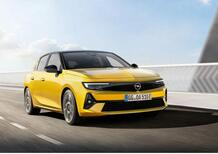Nuova Opel Astra 2022: Allestimenti, motori e prezzi della berlina tedesca