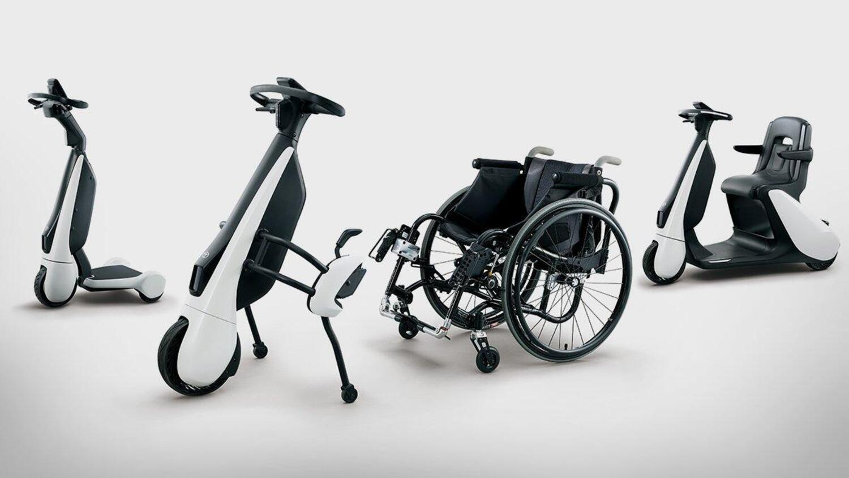 Toyota presenta il C+walk T, un nuovo veicolo di mobilità individuale