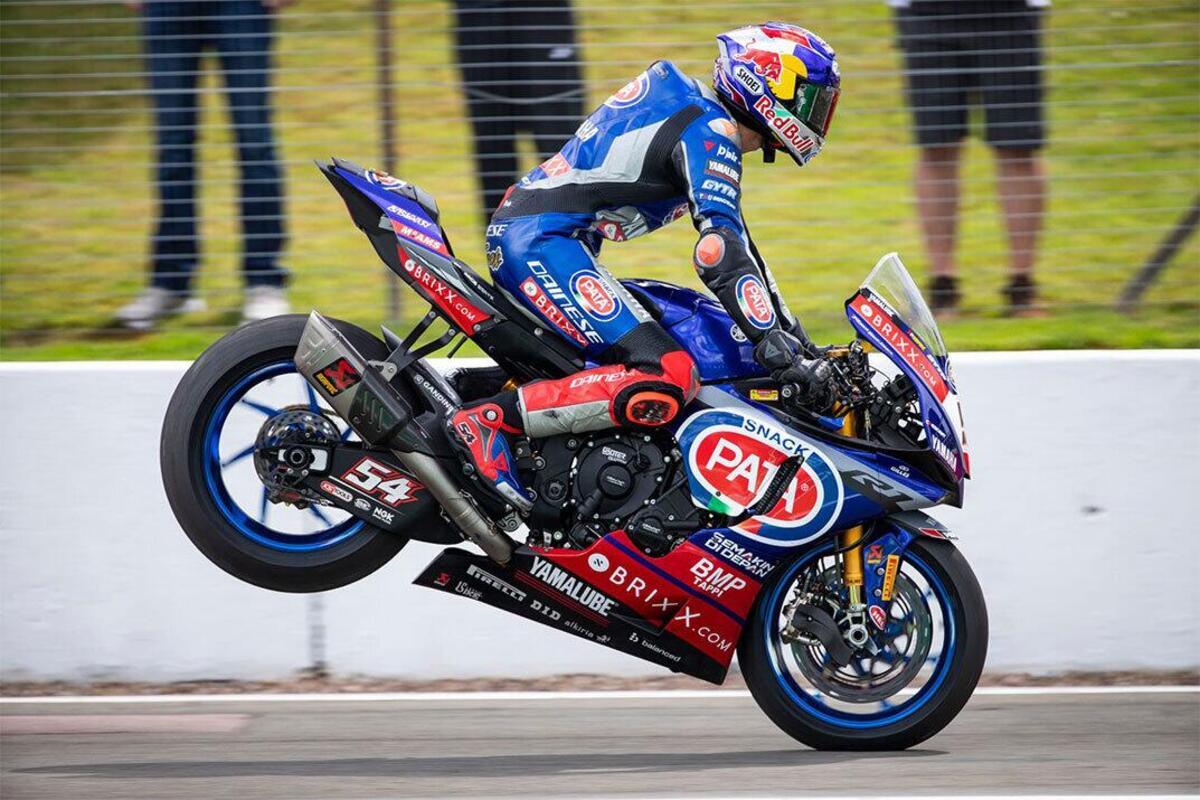 Novecento chili per fermare le Superbike a Villicum - Superbike - Moto.it