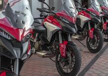 Ducati: vendite moto record nel terzo trimestre 2021