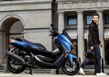 Yamaha NMAX 155 m.y. 2022. Nuova estetica e dotazione