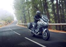 """Honda NT1100: svelata la nuova tourer da 102 cavalli con cerchi da 17"""""""