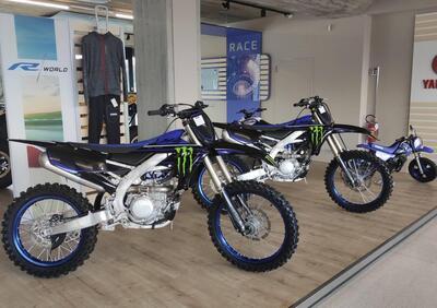 Yamaha YZ 250 F Monster Energy (2022) - Annuncio 8523114