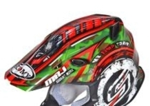 Casco offroad Suomy Mr. Jump Assault