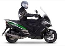Kawasaki J300: 4 anni di garanzia e bauletto gratis