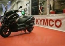 Motor Bike Expo 2014. Kymco presente con tutta la gamma e il nuovo Agility R16+