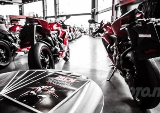 Le classifica delle marche e delle moto più vendute in Italia