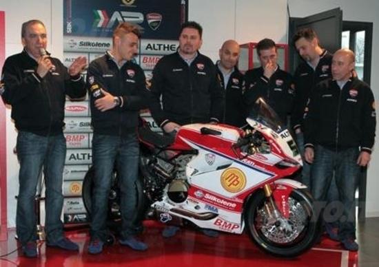 Presentato il team Althea Racing 2014