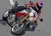 Guida alla Ducati Monster Quattro valvole
