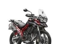 Triumph offre gli accessori sulle nuove moto