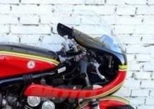 Le Strane di Moto.it: Yamaha Fazer Café Racer